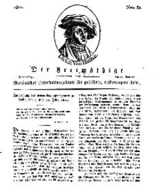 Der Freimüthige, oder Berlinisches Unterhaltungsblatt für gebildete, unbefangene Leser, 14 Februar 1811, Nr. 32