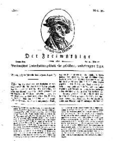Der Freimüthige, oder Berlinisches Unterhaltungsblatt für gebildete, unbefangene Leser, 21 Februar 1811, Nr. 37