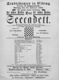 Der Seecadett - F. Zell