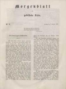 Morgenblatt für gebildete Leser, 1848, Freitag, 7. Januar 1848, Nr 6.