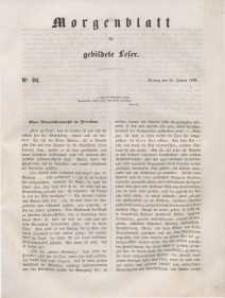 Morgenblatt für gebildete Leser, 1848, Montag, 31. Januar 1848, Nr 26.