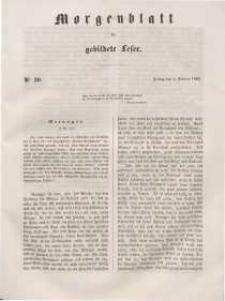 Morgenblatt für gebildete Leser, 1848, Freitag, 4. Februar 1848, Nr 30.