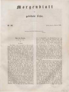 Morgenblatt für gebildete Leser, 1848, Freitag, 11. Februar 1848, Nr 36.