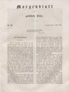 Morgenblatt für gebildete Leser, 1848, Sonnabend, 11. März 1848, Nr 61.