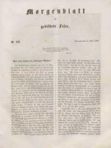 Morgenblatt für gebildete Leser, 1848, Mittwoch, 15. März 1848, Nr 64.
