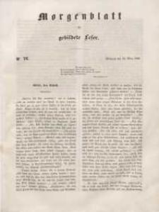 Morgenblatt für gebildete Leser, 1848, Mittwoch, 29. März 1848, Nr 76.