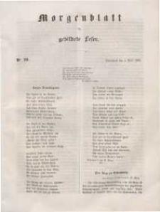 Morgenblatt für gebildete Leser, 1848, Sonnabend, 1. April 1848, Nr 79.