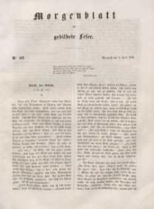 Morgenblatt für gebildete Leser, 1848, Mittwoch, 5. April 1848, Nr 82.