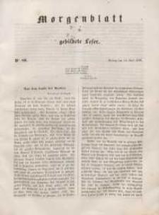 Morgenblatt für gebildete Leser, 1848, Montag, 10. April 1848, Nr 86.
