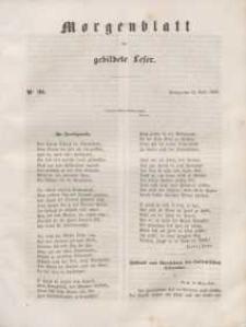 Morgenblatt für gebildete Leser, 1848, Freitag, 14. April 1848, Nr 90.