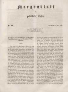 Morgenblatt für gebildete Leser, 1848, Freitag, 21. April 1848, Nr 96.