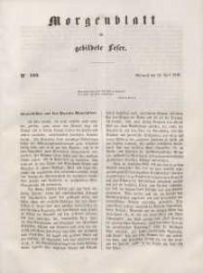 Morgenblatt für gebildete Leser, 1848, Mittwoch, 26. April 1848, Nr 100.