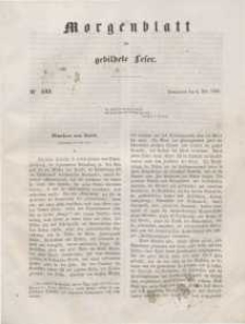 Morgenblatt für gebildete Leser, 1848, Sonnabend, 6. Mai 1848, Nr 109.