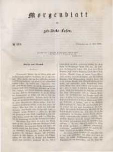 Morgenblatt für gebildete Leser, 1848, Donnerstag, 11. Mai 1848, Nr 113.