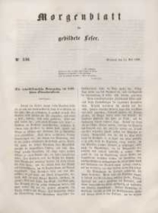 Morgenblatt für gebildete Leser, 1848, Mittwoch, 31. Mai 1848, Nr 130.