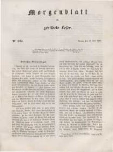 Morgenblatt für gebildete Leser, 1848, Montag, 12. Juni 1848, Nr 140.