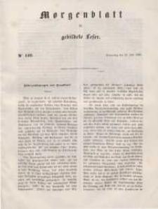 Morgenblatt für gebildete Leser, 1848, Donnerstag, 22. Juni 1848, Nr 149.
