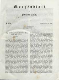Morgenblatt für gebildete Leser, 1848, Dienstag, 4. Juli 1848, Nr 159.