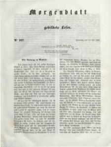 Morgenblatt für gebildete Leser, 1848, Donnerstag, 13. Juli 1848, Nr 167.