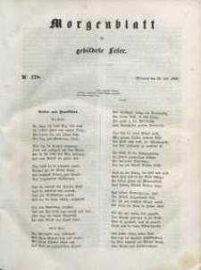 Morgenblatt für gebildete Leser, 1848, Mittwoch, 26. Juli 1848, Nr 178.