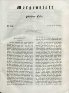 Morgenblatt für gebildete Leser, 1848, Freitag, 28. Juli 1848, Nr 180.