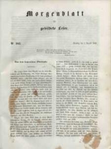 Morgenblatt für gebildete Leser, 1848, Dienstag, 1. August 1848, Nr 183.