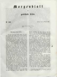 Morgenblatt für gebildete Leser, 1848, Freitag, 11. August 1848, Nr 192.