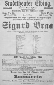 Sigurd Braa - Johann Bojer