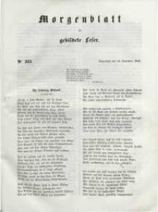 Morgenblatt für gebildete Leser, 1848, Sonnabend, 16. September 1848, Nr 223.