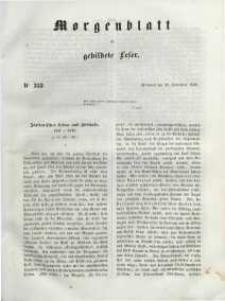 Morgenblatt für gebildete Leser, 1848, Mittwoch, 27. September 1848, Nr 232.