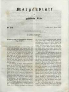 Morgenblatt für gebildete Leser, 1848, Dienstag, 3. October 1848, Nr 237.