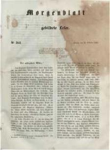 Morgenblatt für gebildete Leser, 1848, Freitag, 20. October 1848, Nr 252.