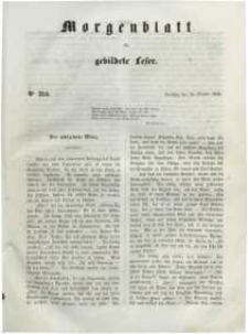 Morgenblatt für gebildete Leser, 1848, Montag, 24. October 1848, Nr 255.