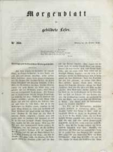 Morgenblatt für gebildete Leser, 1848, Montag, 30. October 1848, Nr 260.