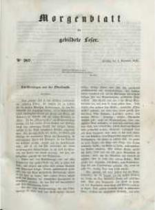 Morgenblatt für gebildete Leser, 1848, Dienstag, 7. November 1848, Nr 267.