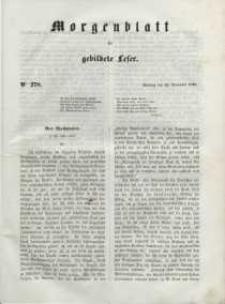 Morgenblatt für gebildete Leser, 1848, Montag, 20. November 1848, Nr 278.