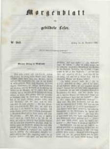 Morgenblatt für gebildete Leser, 1848, Freitag, 24. November 1848, Nr 282.