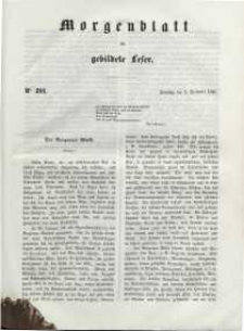 Morgenblatt für gebildete Leser, 1848, Dienstag, 5. Dezember 1848, Nr 291.