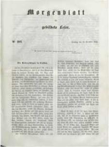 Morgenblatt für gebildete Leser, 1848, Dienstag, 12. Dezember 1848, Nr 297.