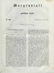 Morgenblatt für gebildete Leser, 1848, Donnerstag, 14. Dezember 1848, Nr 299.