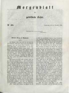 Morgenblatt für gebildete Leser, 1848, Donnerstag, 21. Dezember 1848, Nr 305.