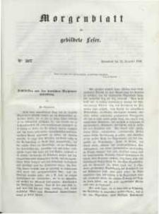 Morgenblatt für gebildete Leser, 1848, Sonnabend, 23. Dezember 1848, Nr 307.