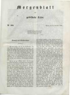 Morgenblatt für gebildete Leser, 1848, Montag, 25. Dezember 1848, Nr 308.