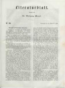 Literaturblatt, 1848, Donnerstag, 28. September, Nr 69.