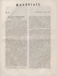 Kunstblatt, 1848, Donnerstag, 6. Januar, Nr 1.