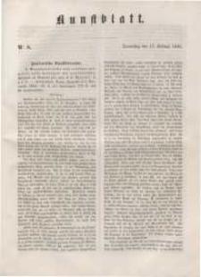 Kunstblatt, 1848, Donnerstag, 17. Februar, Nr 8.