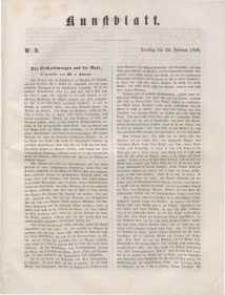 Kunstblatt, 1848, Dienstag, 22. Februar, Nr 9.