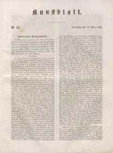 Kunstblatt, 1848, Donnerstag, 16. März, Nr 13.