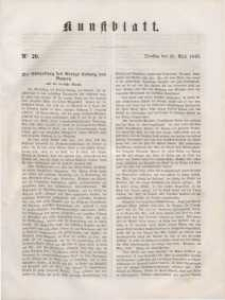 Kunstblatt, 1848, Dienstag, 25. März, Nr 20.