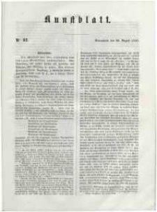 Kunstblatt, 1848, Sonnabend, 26. August, Nr 42.